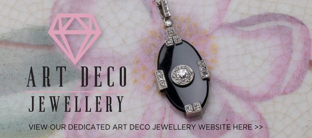 Original Art Deco Jewellery